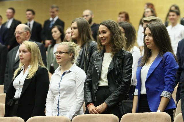Nowy rok akademicki ruszył pełną parą! Zdjęcia z inauguracji na UWM - full image