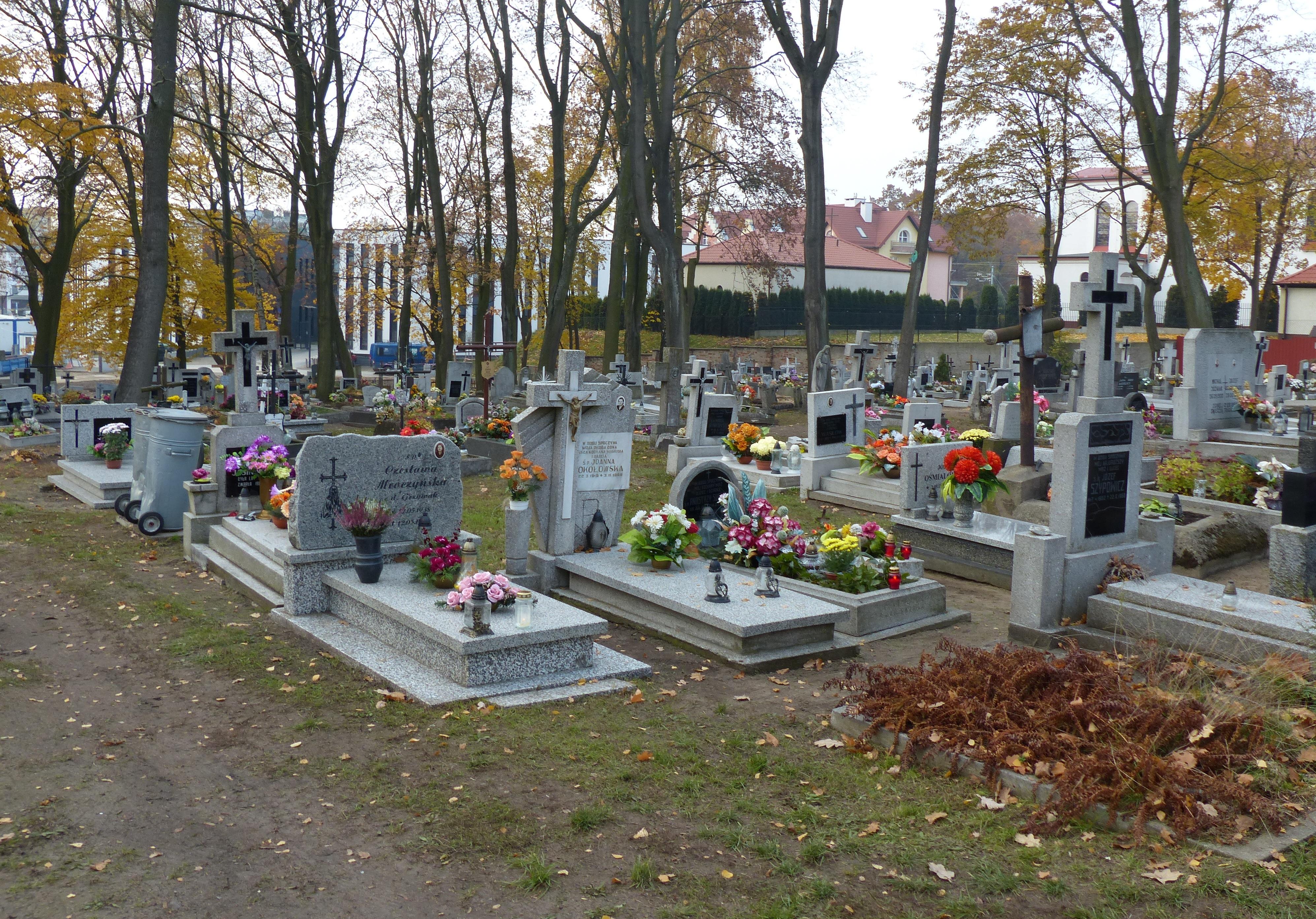Poznaj historię iławskich cmentarzy - Iława