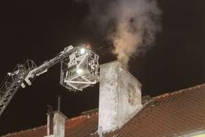 Strażackie podsumowanie tygodnia. Pożary sadzy w kominie