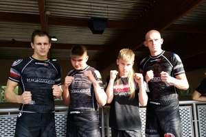 Czterej zawodnicy Zamku na mistrzostwach w Otwocku
