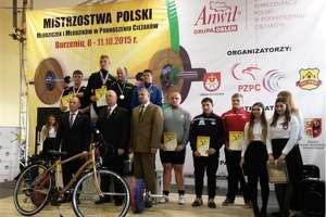 Przemek wicemistrzem Polski do lat 15-tu
