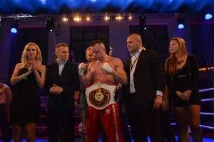 Damian Szafran zdobył pas mistrza Europy!