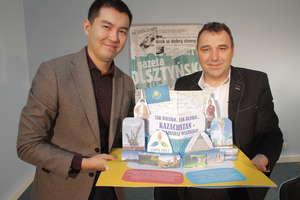 W nagrodę pojedzie na wycieczkę do Kazachstanu i zwiedzi słynny kosmodrom Bajkonur
