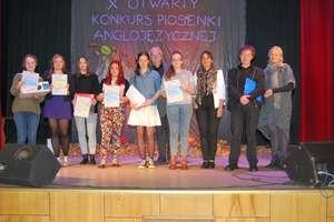 X Konkurs Piosenki Anglojęzycznej