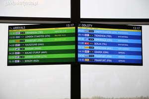 Kraków, Berlin i Monachium - pierwsze kierunki odlotów z lotniska Olsztyn-Mazury