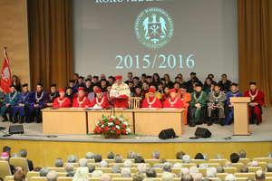 Największa uczelnia na Warmii i Mazurach oficjalnie rozpoczęła rok akademicki
