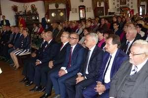 Uroczysta sesja z okazji 25-lecia samorządu terytorialnego