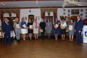 Święto nauczycieli w gminie Kurzętnik
