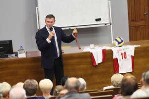 Na Uniwersytecie o kondycji polskiej i olsztyńskiej piłki siatkowej