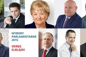 Oto nowi posłowie i senator z okręgu elbląskiego. Poznaliśmy oficjalne wyniki