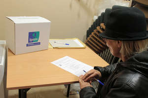 W Bisztynku, co dziewiąta osoba, głosuje dwa razy