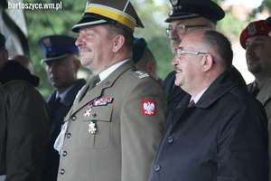 Nowy dowódca w 20 Bartoszyckiej Brygadzie Zmechanizowanej