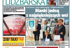 Gazeta Lidzbarska już jutro!