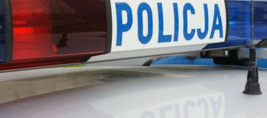 Nidzicka policja poszukuje świadków wypadku drogowego