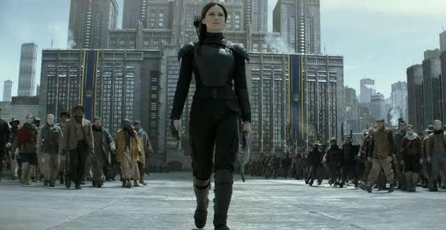 Jennifer Lawrence i Igrzyska śmierci: Kosogłos. Część 2 w kinach od 20 listopada - full image
