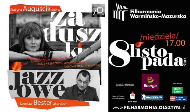 Zaduszki Jazzowe w olsztyńskiej filharmonii - full image