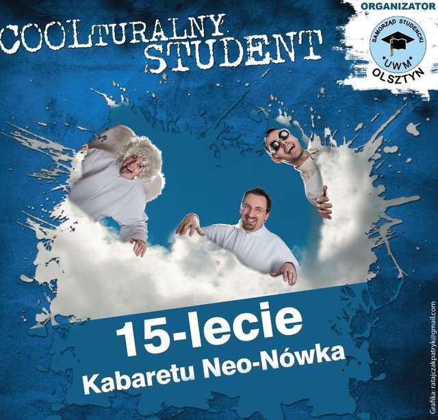 Coolturalny Student – Na scenie Kabaret Neo-Nówka! - full image