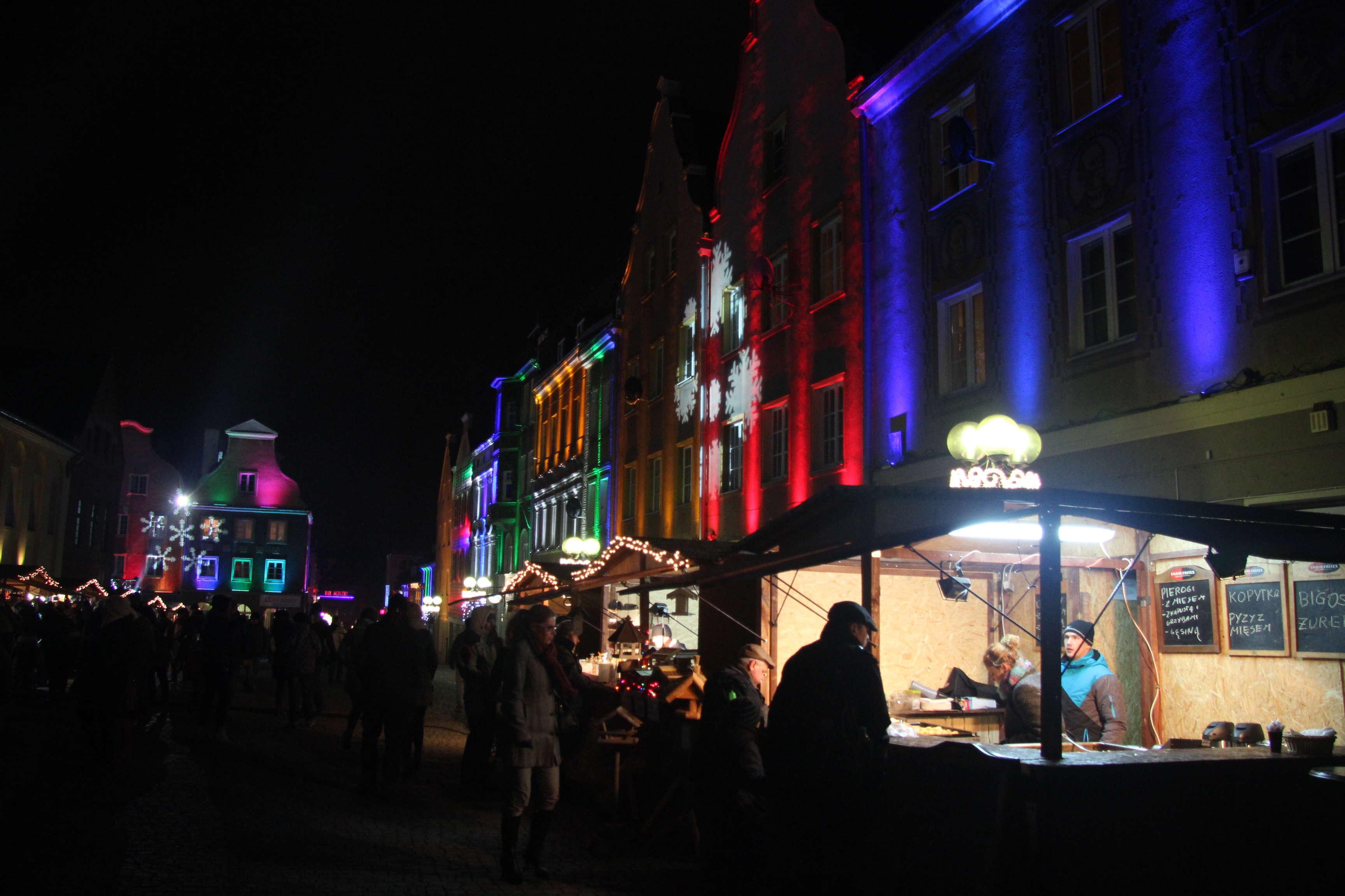 Znamy program tegorocznego Jarmarku Świątecznego w Olsztynie!
