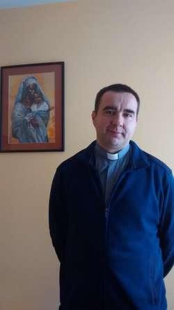 Ks. Hubert Tryk, pomysłodawca i jeden z koordynatorów rekolekcji ewangelizacyjnych, towarzyszył kilku ekipom świeckich ewangelizatorów.