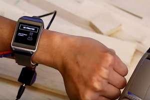 Ten zegarek zidentyfikuje wszystko czego dotkniesz
