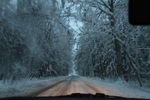 Uwaga! Mamy zimę i trudne warunki drogowe