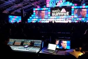 Web Summit największa konferencja technologiczna w tej części świata! Byliśmy tam