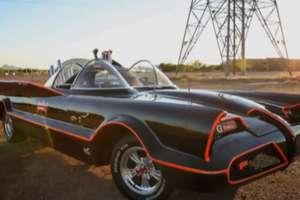 Zmarł twórca kultowego Batmobilu