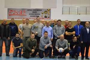 Policjanci z Gołdapi najlepsi na turnieju w Olecku