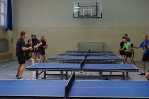 Turniej tenisa stołowego z okazji Święta Niepodległości