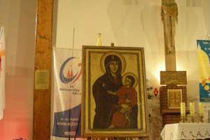 Krzyż i ikona ŚDM w Kortowie