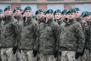 W 20 BBZ pożegnano żołnierzy wylatujących do Afganistanu