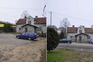 Nowy parking w pobliżu podstawówki i gimnazjum