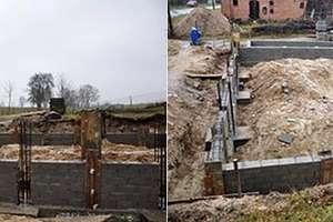Ruszyła budowa świetlicy w Wołownie
