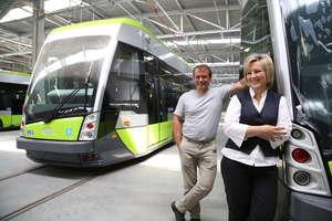Motorniczy olsztyńskiego tramwaju: Ciasno na skrzyżowaniu Piłsudskiego i Kościuszki
