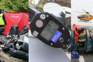 Ponad 100 wypadków mniej po zaostrzeniu przepisów drogowych