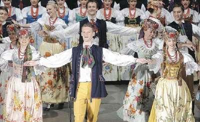 Polskie pieśni i tańce