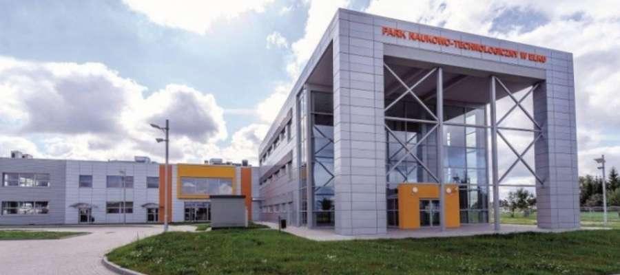 technopark ełk, technopark, Park Naukowo-Technologiczny w Ełku