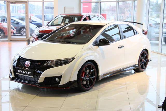 Honda w pogoni za prędkością - full image