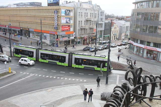 Spotkanie ze studentami ws. tramwajów - full image