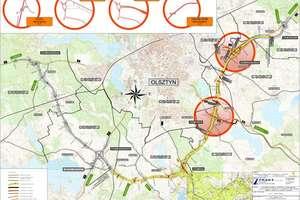 Sprawa obwodnicy Olsztyna nadal w KIO. Następne posiedzenie 25 stycznia