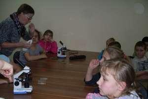 Uczniowie z Lipinek w Zielonej Szkole