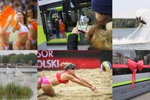 Filmowe podsumowanie roku 2015 w Olsztynie. Ale się działo!
