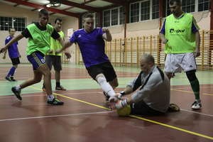 Zobacz wyniki 11. kolejki mistrzostw powiatu w futsalu