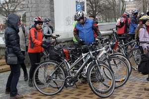 Rowerowa Grupa Stop rusza w trasę