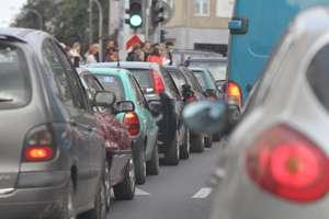 Kierowcy przygotujcie się na utrudnienia w centrum Olsztyna. Zobacz mapę z organizacją ruchu!