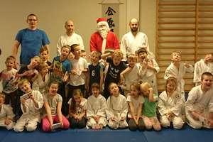 Mikołajkowe treningi Aikido