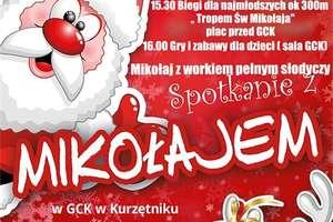Mikołaj przyjedzie do Kurzętnika