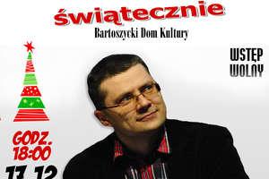 Tomasz Matuszewski świątecznie