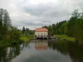 Elektrownia wodna Łyna