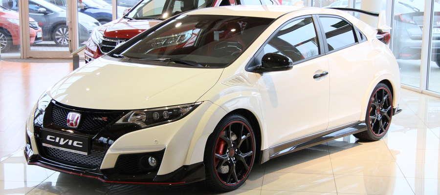 Honda w pogoni za prędkością